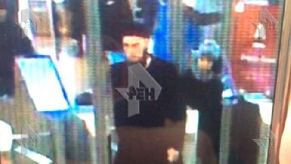 Rus Televizyonu saldırganın görüntülerini yayınladı