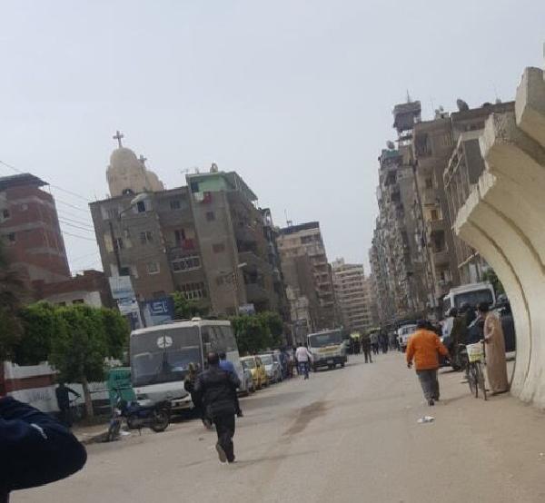 Mısır'da kilisede patlama (2)