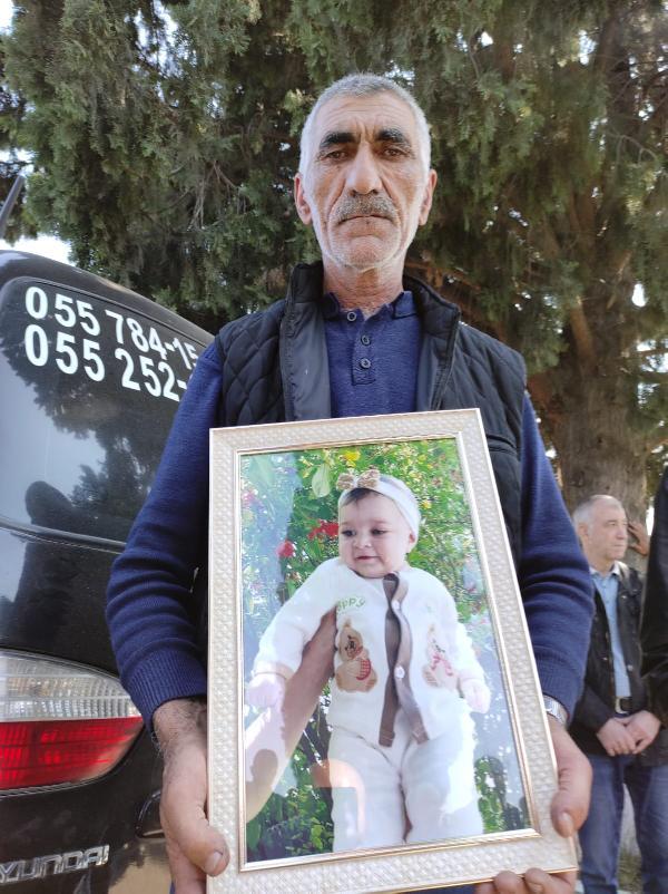 Gence'de saldırıya uğrayan bebek ile annesini ölüm bile ayıramadı (DHA)
