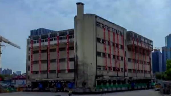 Çin'in Şangay kentinde ilkokul yüksek teknolojiyle taşındı (DHA)