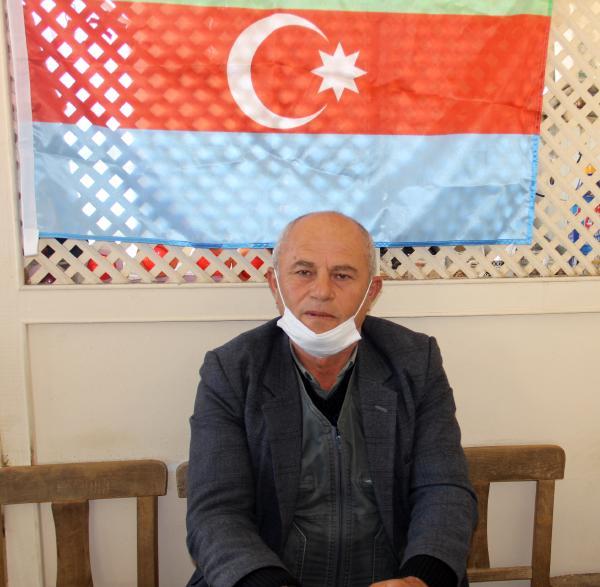 YILLAR ONCE GOC EDEREK AFYONKARAHISAR'IN BOLVADIN ILCESINE YERLESEN KARABAG TURKLERI, AZERBAYCAN'IN SUSA'YI ERMENISTAN ISGALINDEN KURTARMASINI SEVINCLE KARSILADI. (BAYRAM DOGRU) (FOTO:ILYAS KAAN TAYTAK/BOLVADIN-DHA)