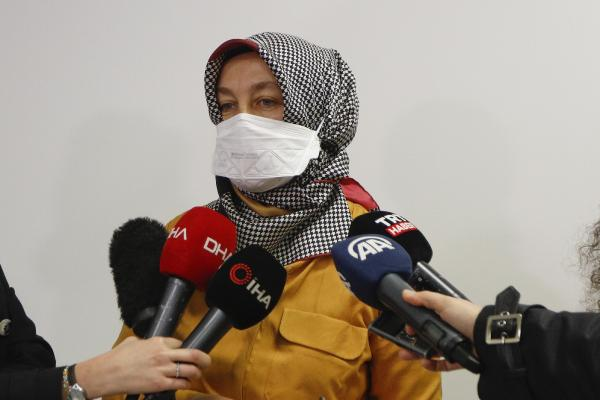 CIN MENSEILI COVID-19 ASISININ TURKIYE'DE YAPILAN FAZ 3 CALISMALARI KAPSAMINDA GONULLU VATANDASLARA ANKARA SEHIR HASTANESI'NDE ASI CALISMASI YAPILDI. FOTO-HARUN OZALP-ANKARA-DHA