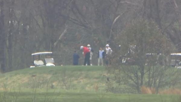 Trump, G-20 zirvesi sırasında golf oynamaya gitti (DHA)