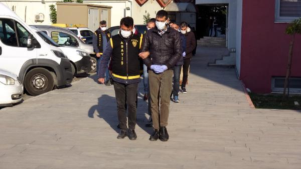 ADANA'DA FARKLI SUCLARDAN ARANAN 28 HUKUMLU POLISIN OPERASYONUYLA YAKALANDI. FOTO: RUSAN ANIL ATAR/ADANA, (DHA)