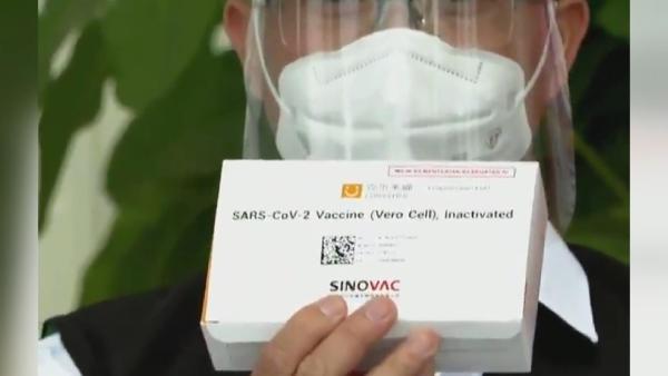 Endonezya, Çin aşısı CoronaVac'ı uygulayan ilk ülke oldu (DHA)