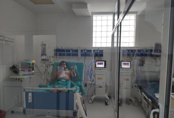 KKTC'de üçüncü kalp nakli başarıyla gerçekleşti (DHA)