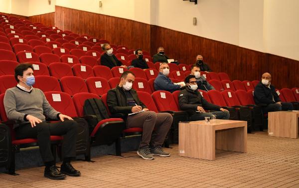 DEMRE BELEDIYESI'NCE BEYMELEK MAHALLESI'NDE INSA EDILEN YENI DEMRE SANAYI SITESI'NDE YENIDEN START VERILDI. (FOTO:DEMRE-DHA)