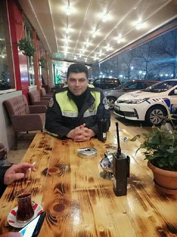 ZONGULDAK'IN EREGLI ILCESINDE GOREVLI POLIS MEMURU MUSTAFA DONMEZ(48), KORONAVIRUS TEDAVISI GORDUGU HASTANEDE YASAMINI YITIRDI.   FOTOGRAF-DHA