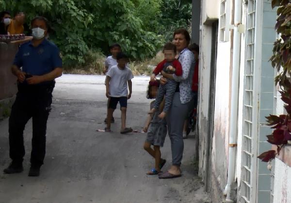 Adana'da, çocuklarına şiddet uygulayan kadın gözaltına alındı! 1 – a0694bec3b88effc3a9413ac00d26b53