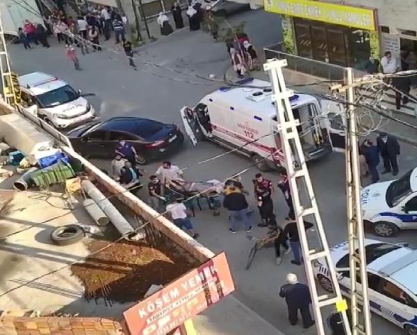 Avcılar'da 2 aile arasında silahlı kavga! biri kadın 4 kişi yaralandı 2 – 78e5e72be895a29eded2702969d4f79b