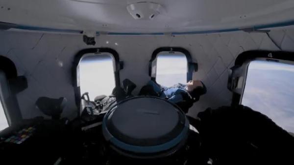 ABD'li ünlü girişimci Bezos, kardeşiyle uzaya gidiyor (DHA)