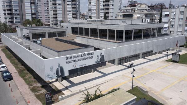 MURATPASA BELEDIYE BASKANI UMIT UYSAL, ISTANBUL'DA KONGRE, TOPLANTI VE ETKINLIK SEKTORUNUN BIR ARAYA GELECEGI 8'INCI ACE OF MICE FUARINA TURKAN SORAY KULTUR MERKEZI VE ABDULLAH SEVIMCOK SIVIL TOPLUM VE INOVASYON MERKEZLERIYLE (ASSIM) KATILACAKLARINI SOYLEDI. (FOTO:ANTALYA-DHA)