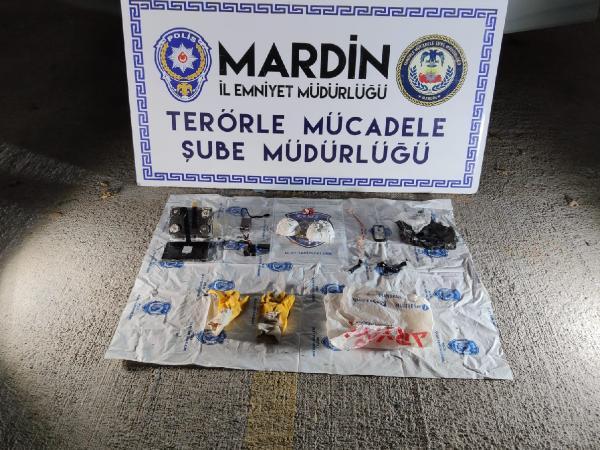 MARDIN'DE BOMBALI EYLEM HAZIRLIGINDAKI PKK'LI TERORIST YAKALANDI. FOTO-ANKARA-DHA