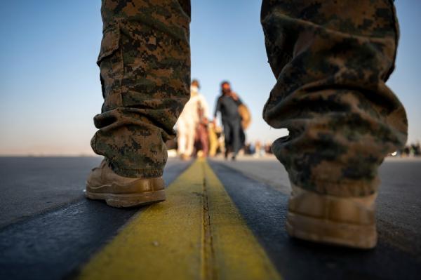ABD'NIN 11 EYLUL SALDIRILARIYLA BASLAYAN 20 YILLIK AFGANISTAN 'HIKAYESI' SONA ERDI (FOTO: DHA)