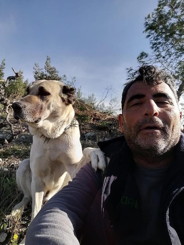 MERSIN'IN TARSUS ILCESINDEN CALISMAK UZERE IRAK'A GIDEN VE AILESININ 34 GUNDUR HABER ALAMADIGI IBRAHIM ASLAN. FOTO:TARSUS/MERSIN,(DHA)