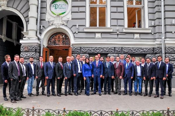 Ukrayna'daki Türk sermayesi toplamda 4.1 milyar dolar (DHA)