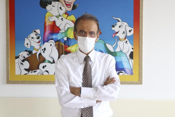 PROF. DR. MEHMET CEYHAN, DHA'YA DEGERLENDİRMELERDE BULUNDU FOTO-ANKARA-DHA